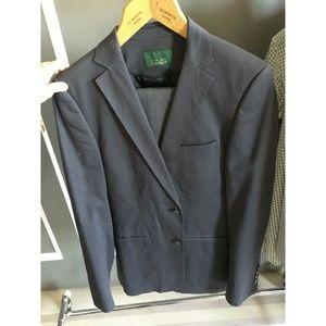 Zara Man Grey Suit, Jacket Size 36, Pants size 30
